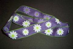 Ribbon Lavender Daisy