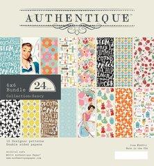 6x6 Authentique Saucy