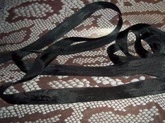 Seam Binding Black  (5 yd)