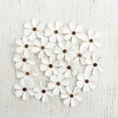 Beaded White