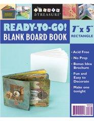 BOARD BOOK 7 x 5