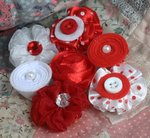 Petaloo Fabric & Ribbon Flowers