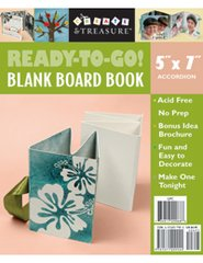 Board Book Accordion