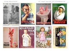 580 Vintage Babies digital