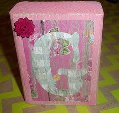 Rosebud Blocks PINK