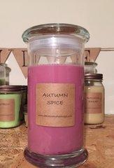 Autumn Spice - Glass Jar