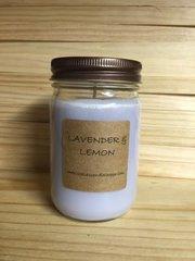Lavender & Lemon 12 oz.