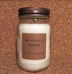 Almond & Honey 16 oz.