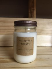 Almond & Honey 12 oz.