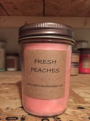 Fresh Peaches 8 oz.