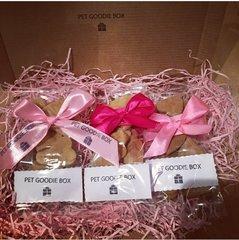 Pet Goodie Box- Gourmet treat hamper box