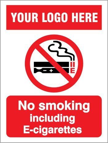 Smoking SIgn - SMG1004 - NO SMOKING - (including E ...