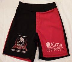 Shorts (2 Print Black & Red)