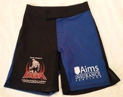 Shorts (2 Print Black & Blue)
