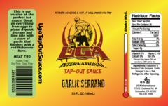 Garlic Serrano