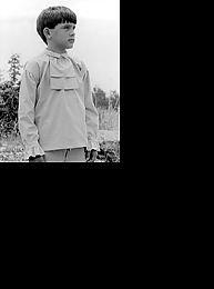 Pattern - (B) Boy's Authentic American Shirt
