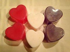 Shimmer Hearts
