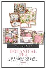 Botanical Tea Splendor Graphic 45 Workshop