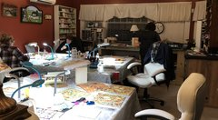 """Craft 'n Chat - Saturday, April 7th """"BYOF"""" Bring Your Own Food"""