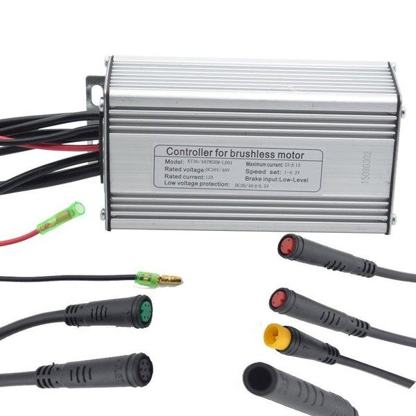 25amp 48 52v Controller With Higo Connectors Electro