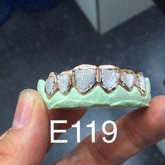 6 Teeth pin point diamond cuts E119