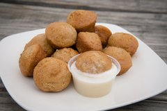 Dipping Donut Holes-Two Dozen