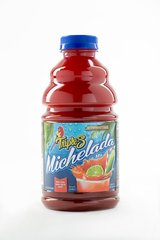 3. Single Triple-S Michelada Mix 32oz  Bottle