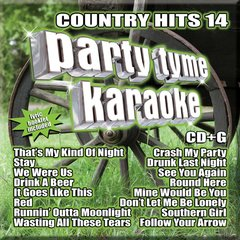 Party Tyme Country Hits 14 Syb-1119