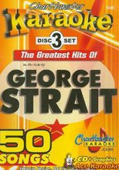 George Strait Chartbuster 50 Song Pack Cb5046