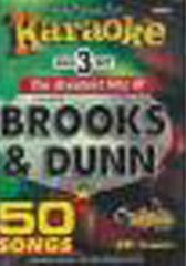 Brooks & Dunn Charatbuster 50 Song Pack Cb5069