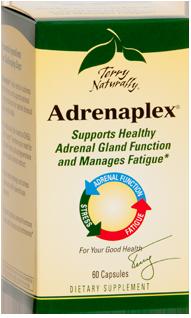 Adrenaplex®, 120 Capsules