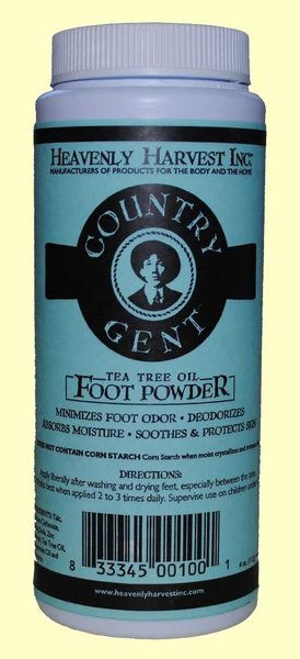 Foot Powder, 4 oz.
