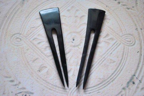 Horn Hair Pin, HFO