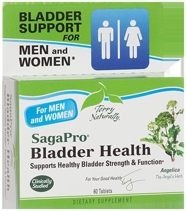 SagaPro® Bladder Health, 60 Tablets