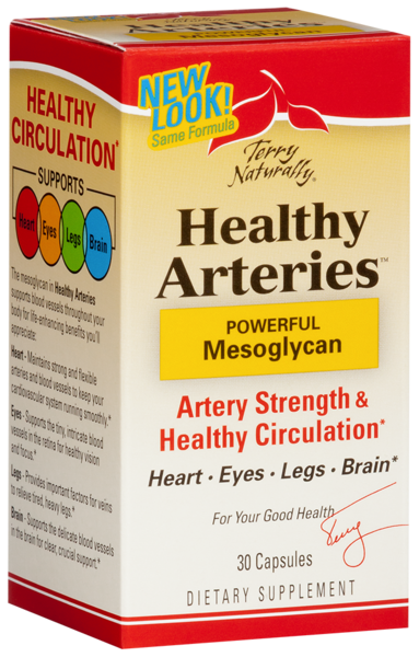 Healthy Arteries Mesoglycan 30 Capsules