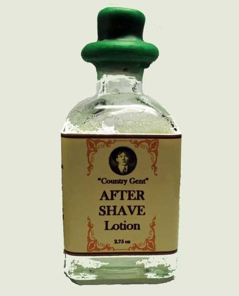 """Country Gent"" After Shave Lotion"