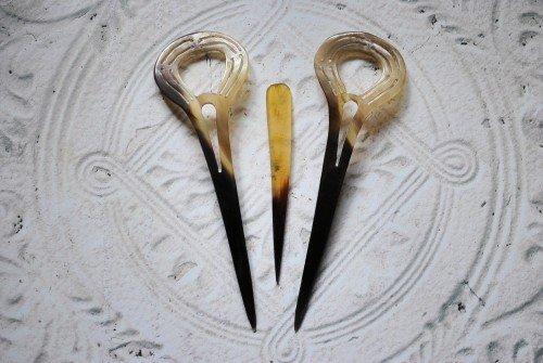 Horn Hair Pin, RL