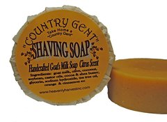 Shaving Soap, Goat's Milk