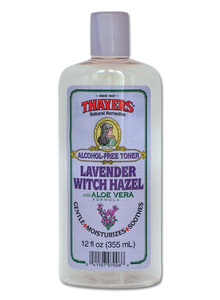 Witch Hazel, Lavender