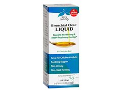 Bronchial Clear Liquid, 100ml Terry Naturally