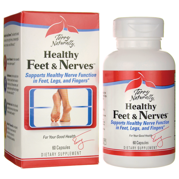 Healthy Feet & Nerves