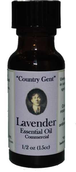 Lavender Essential Oil, 1/2 oz