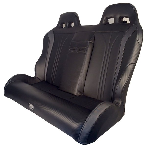 Twisted Stitch Seats Rzr Xp 4 1000 Vortex Rear Bench