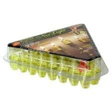 Ner Light Oil Clear Pack of 44
