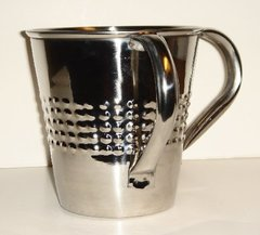 Wash Cup - Stainless Steel 5.25 In Ht.