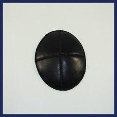 Kippah Bris Leather Black