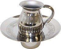 Mayim Achronim Set Silverplated