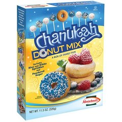 Chanukah Donut Mix (Pareve)