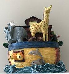Noah's Ark Tzedakah Box