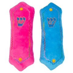 """Plush Mezuzah 10"""" available in Pink"""